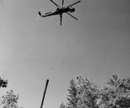 Helicopter logging planning and design - Chilliwack Forest District